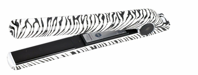 Professional Ceramic Hair Straightener Zebra Review