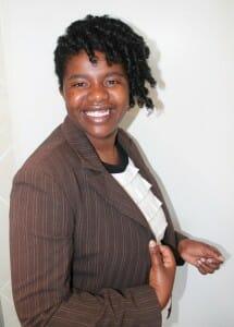 Ruth Mafupa of Naturalsisters dot co dot za
