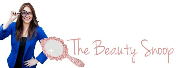 The beauty shop logo
