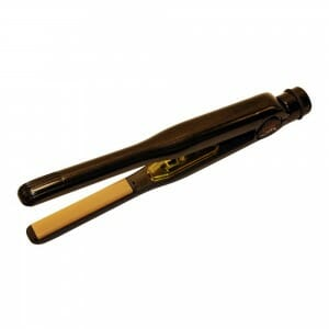 chi hair straightener iron onyx