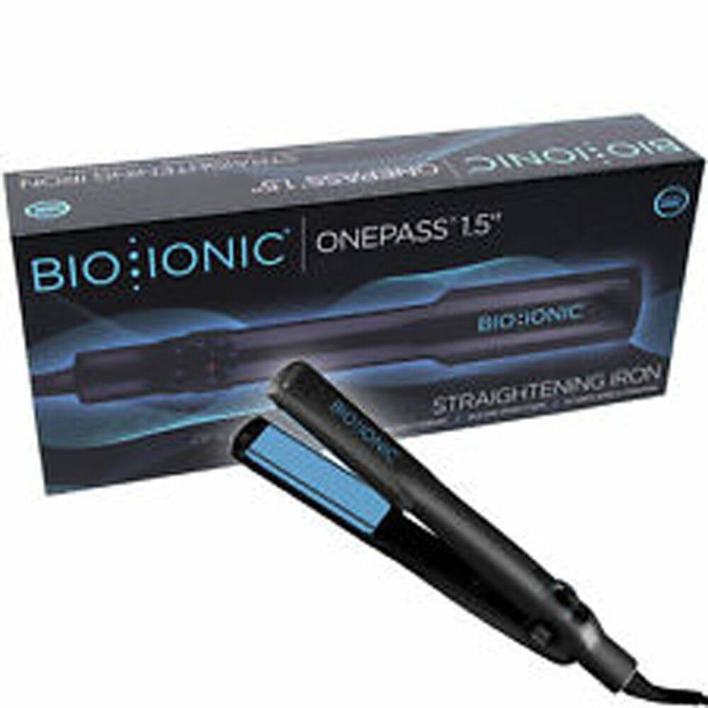 Is Onepass Bio Ionic The Best Hair Straightener On The Market