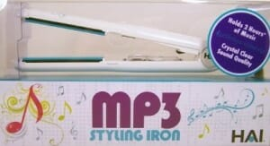 Hai Hot Tunes MP3 Styling Iron box